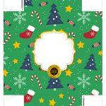 Caixa Lata Cerveja Natal Verde 3