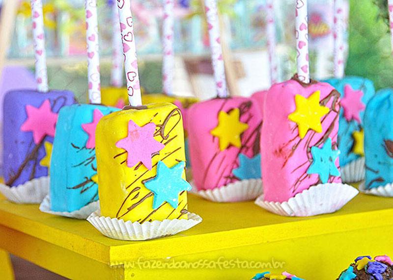 Doces Festa Infantil Soy Luna da Valentina