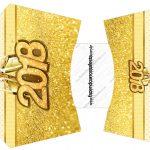 Envelope Fritas Ano Novo 2018