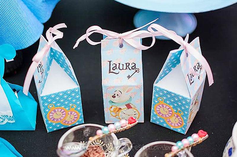 Festa Infantil Alice no Pais das Maravilhas da Laura 17