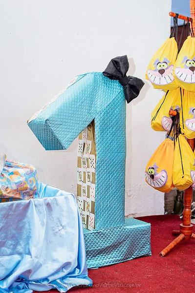 Festa Infantil Alice no Pais das Maravilhas da Laura 21