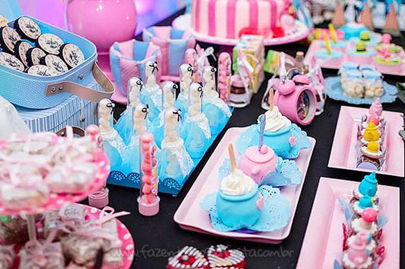 Festa Infantil Alice no Pais das Maravilhas da Laura 23