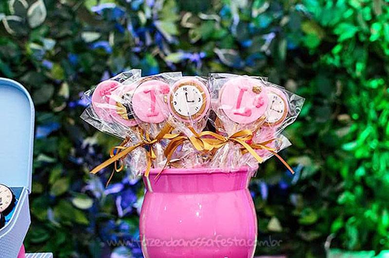 Festa Infantil Alice no Pais das Maravilhas da Laura 26