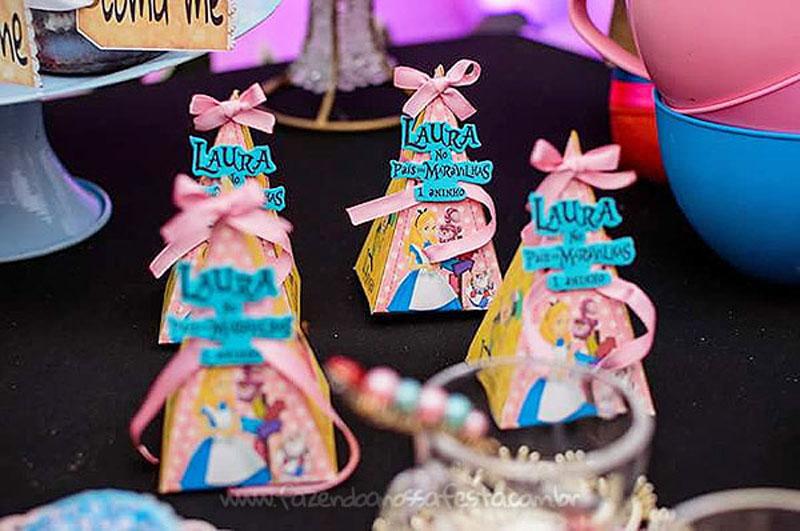 Festa Infantil Alice no Pais das Maravilhas da Laura 34