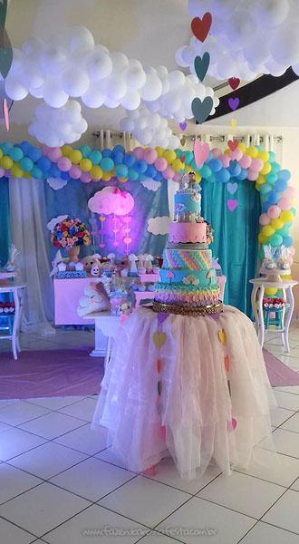 Festa Infantil Chuva de Amor da Alicia 11