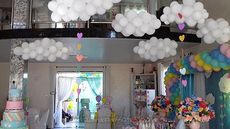 Festa Infantil Chuva de Amor da Alicia 13