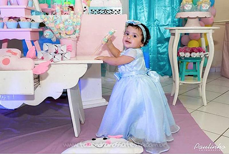 Festa Infantil Chuva de Amor da Alicia 6