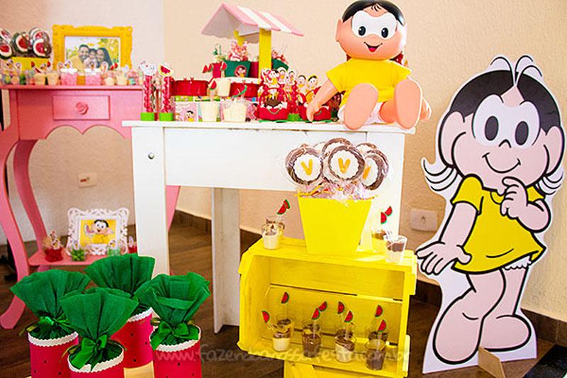 Festa Infantil Magali da Valentina 10