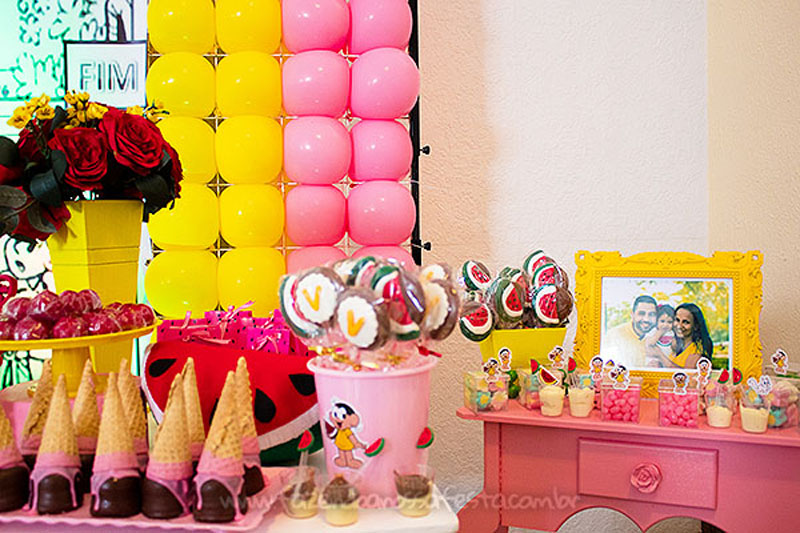 Festa Infantil Magali da Valentina 12