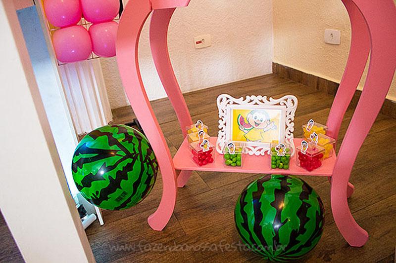 Festa Infantil Magali da Valentina 13