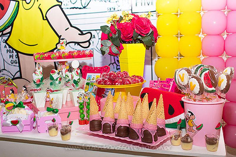 Festa Infantil Magali da Valentina 14