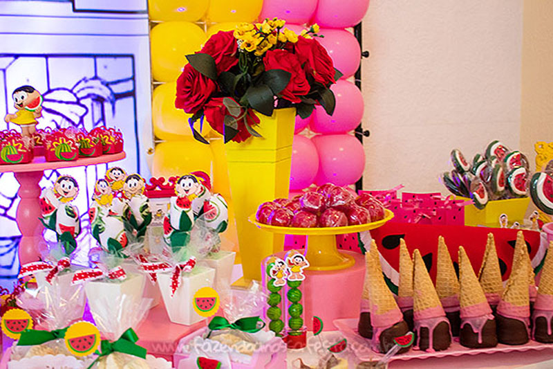 Festa Infantil Magali da Valentina 2