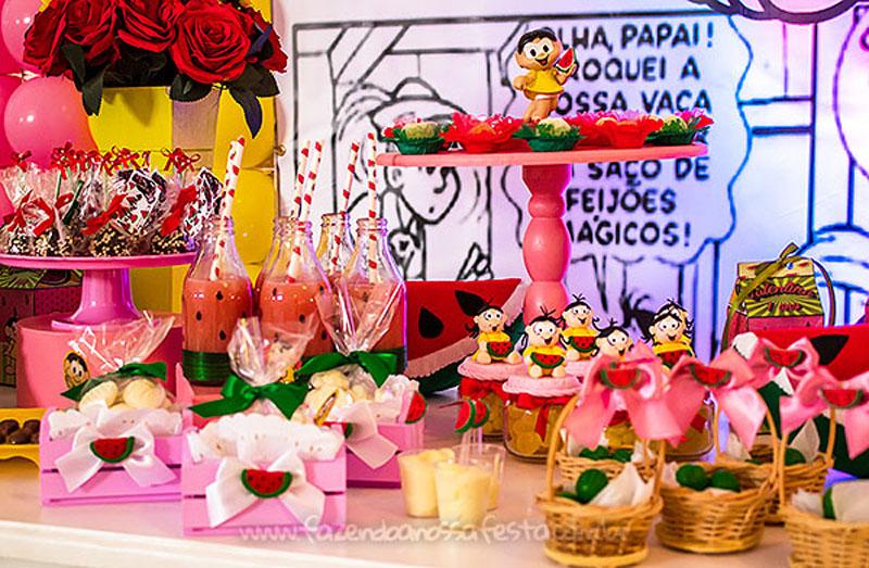 Festa Infantil Magali da Valentina 3