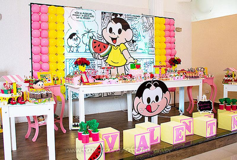 Festa Infantil Magali da Valentina 5