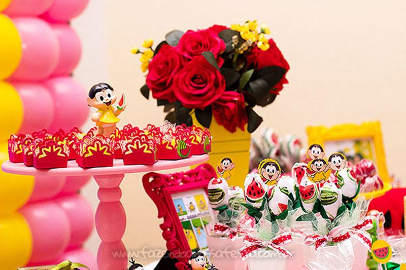 Festa Infantil Magali da Valentina 7