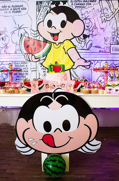 Festa Infantil Magali da Valentina 9