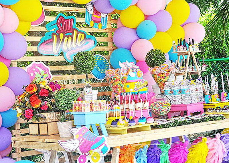 Festa Infantil Soy Luna da Valentina 3