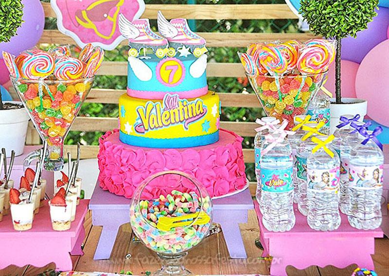 Festa Soy Luna da Valentina 5