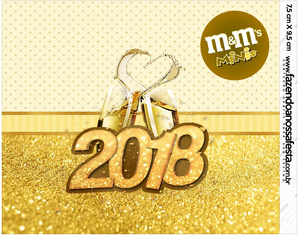 Mini MeM Ano Novo 2018