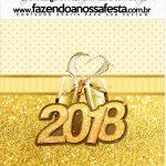 Mini Pastilha Docile Ano Novo 2018