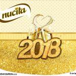 Rotulo Creminho Nucita Ano Novo 2018