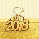 Rotulo Mini Confeti Ano Novo 2018
