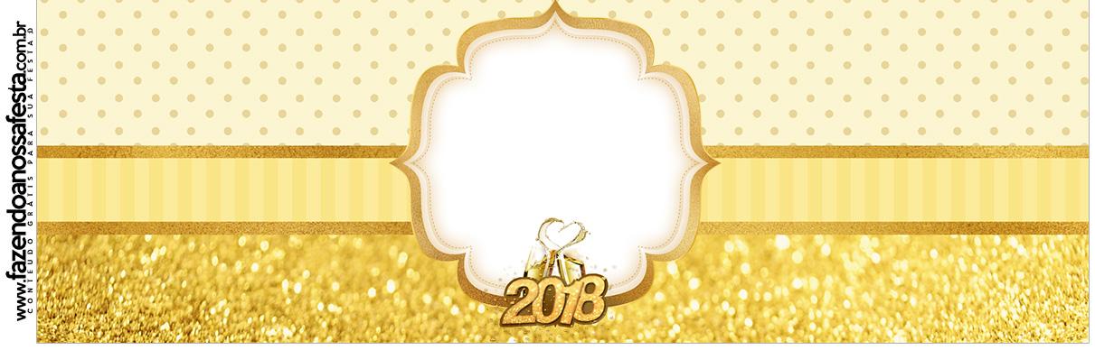 Rotulo para Squezze Ano Novo 2018