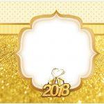 Tampa Marmitinha 500g Ano Novo 2018 Kit Festa