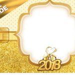 Vale Brinde Ano Novo 2018 Kit Festa