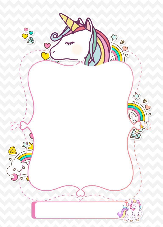 1 Capa Planner de professor Unicornio - Fazendo a Nossa Festa