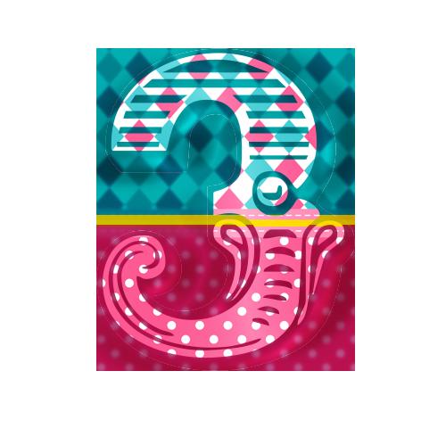 3 Alfabeto Circo Menina