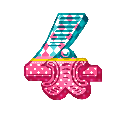 4 Alfabeto Circo Menina