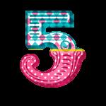 5 Alfabeto Circo Menina