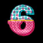 6 Alfabeto Circo Menina