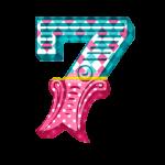 7 Alfabeto Circo Menina