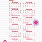 Calendario 2022 Corujinha