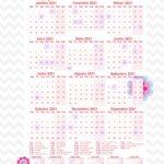Calendario Corujinha 2021