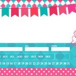 Convite Ingresso Festa Circo Menina 3