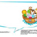 Plaquinhas Arca de Noe 8