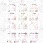 calendario chuva de amor caderno de planejamento para imprimir