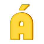 A-agudo Alfabeto Gratis Minions