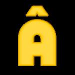 A-circunflexo Alfabeto Gratis Minions