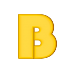 B Alfabeto Gratis Minions