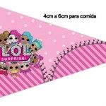 Bandeirinha Sanduiche 1 LOL Surprise Kit Festa