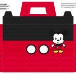 Caixa Maleta para Pascoa Mickey 1 02