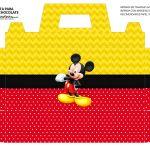 Caixa Maleta para Pascoa Mickey 4 02