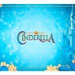 Caixa Mini Confeiteiro Cinderella parte de baixo