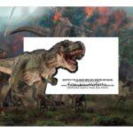 Caixa Mini Confeiteiro Dinossauro cima