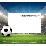 Caixa Mini Confeiteiro Futebol parte de cima