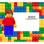 Caixa Mini Confeiteiro Lego cima